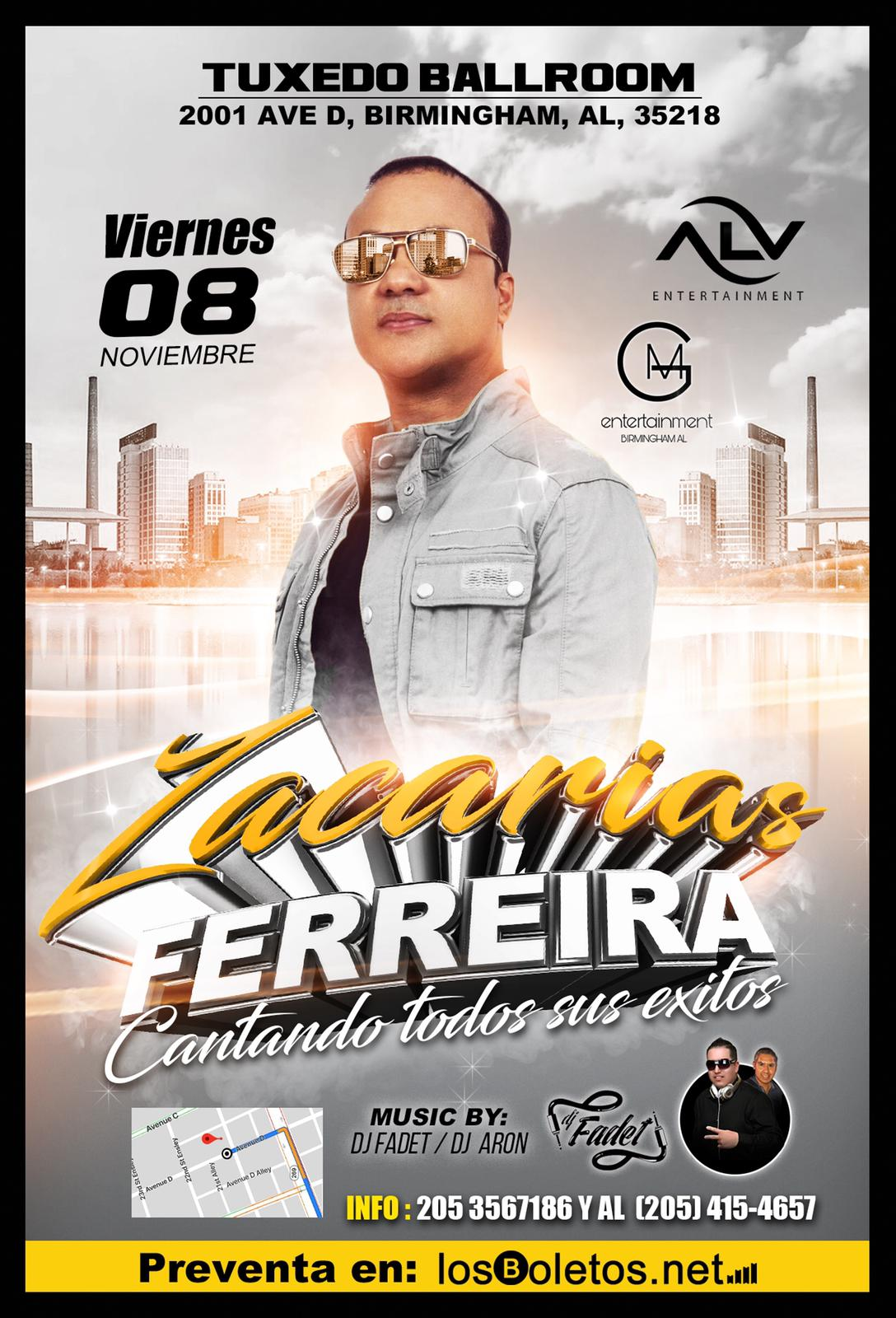 Zacarias Ferreira -Birmingham